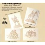 Civil War  /Historical Note Cards