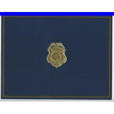 POLICE AWARD HOLDERS / JACKETS GOLD
