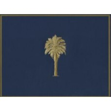 SOUTH CAROLINA AWARD CERTIFICATE HOLDER GOLD PALMETTO TREE